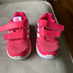 Size 5 adidas sneakers